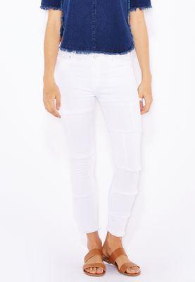 MANGO Skinny Patch Jeans