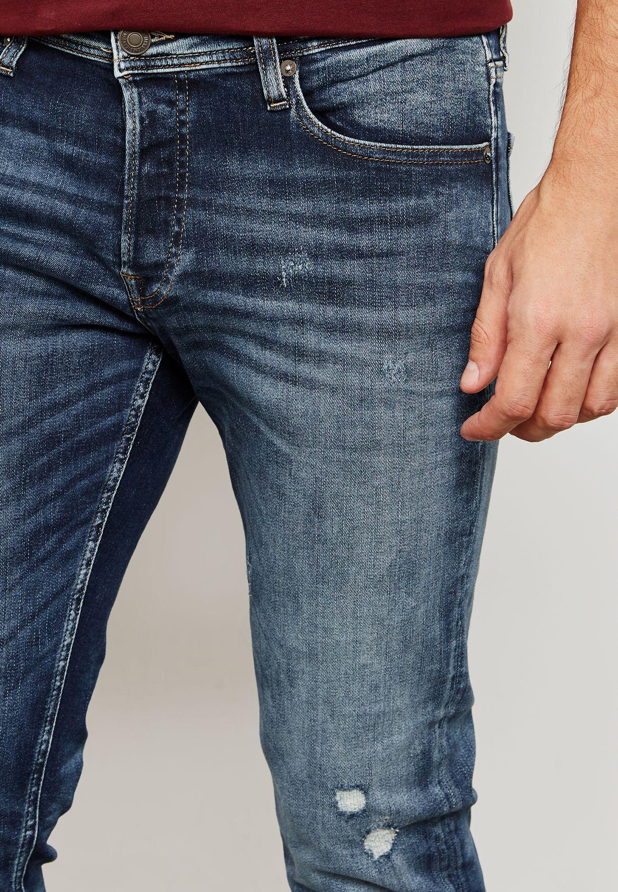 Glenn Skinny Fit Jeans