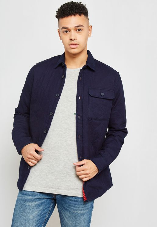 Brian Quilted Shirt