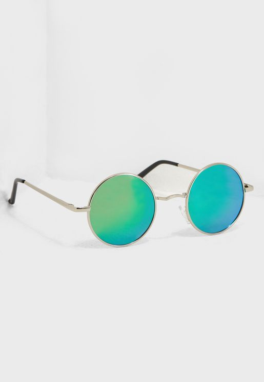 Polarizes Summer Round Sunglasses