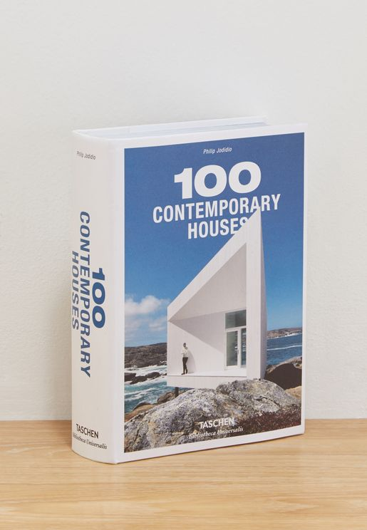 100 Contemporary Houses Book
