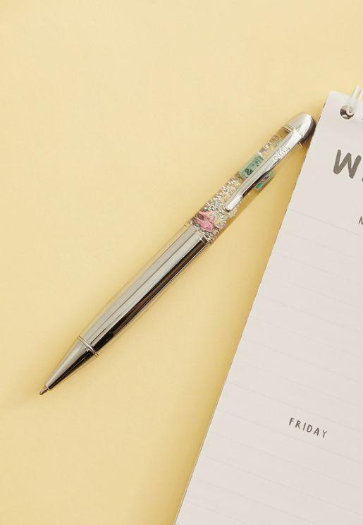 قلم حبر جاف