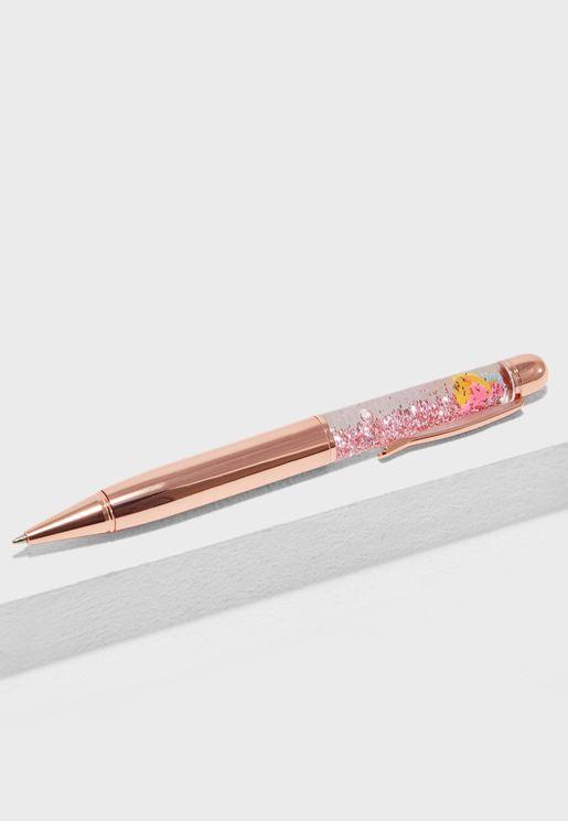 قلم حبر ميتاليك