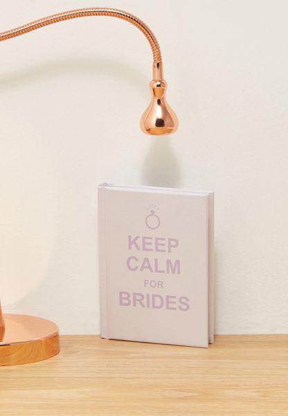 Keep Calm Brides Book