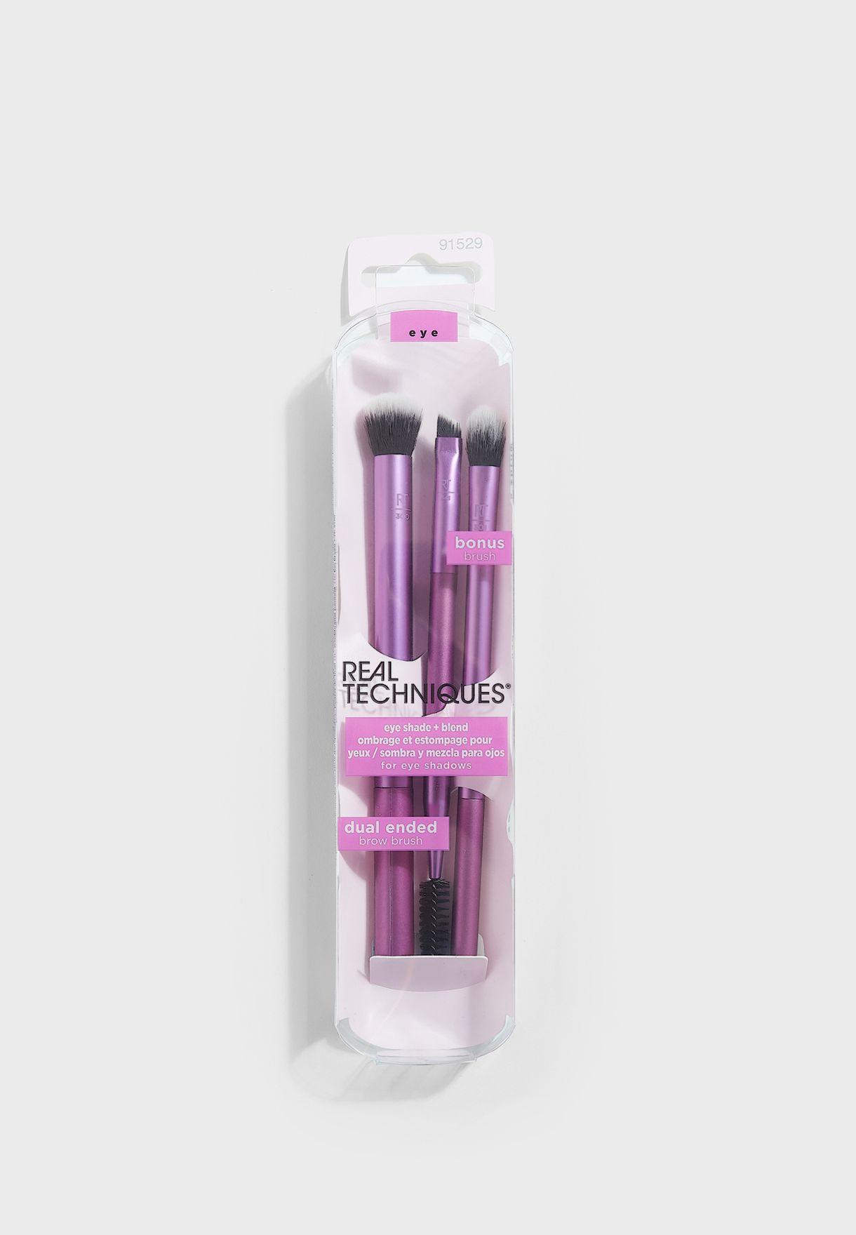 Shade & Blend Eye Brush Set
