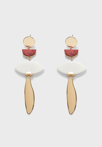 Mixed Pieces Earrings