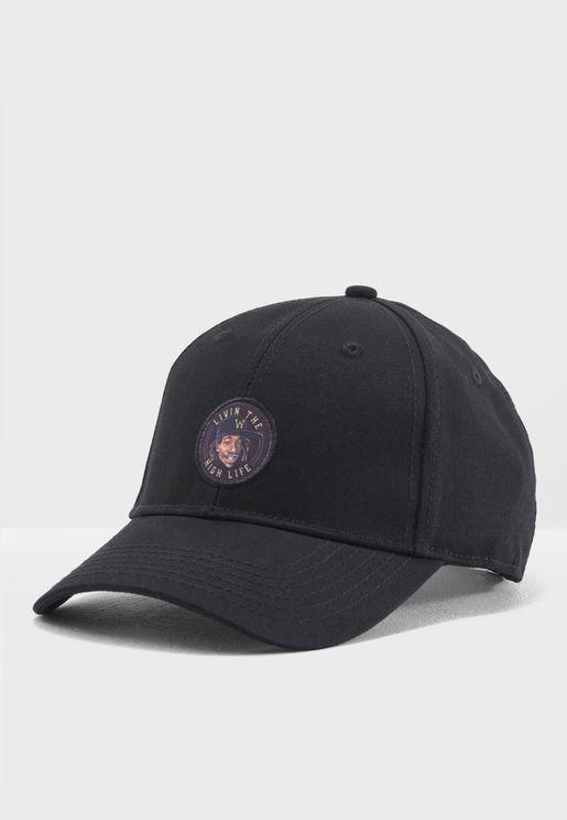 Lifted Cap
