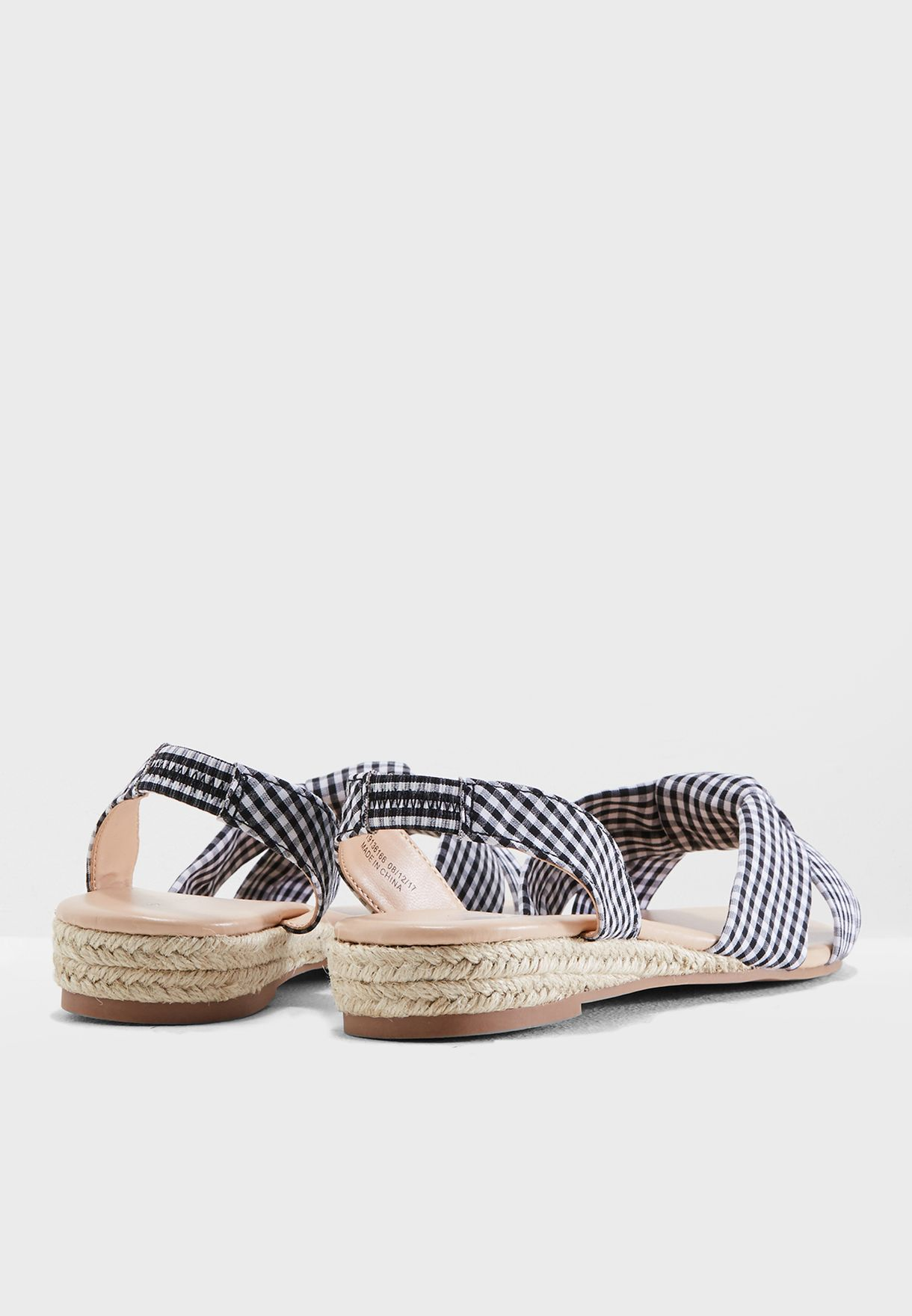 Renee Flat Sandals