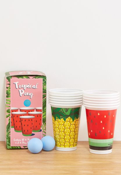 Tropical Pong