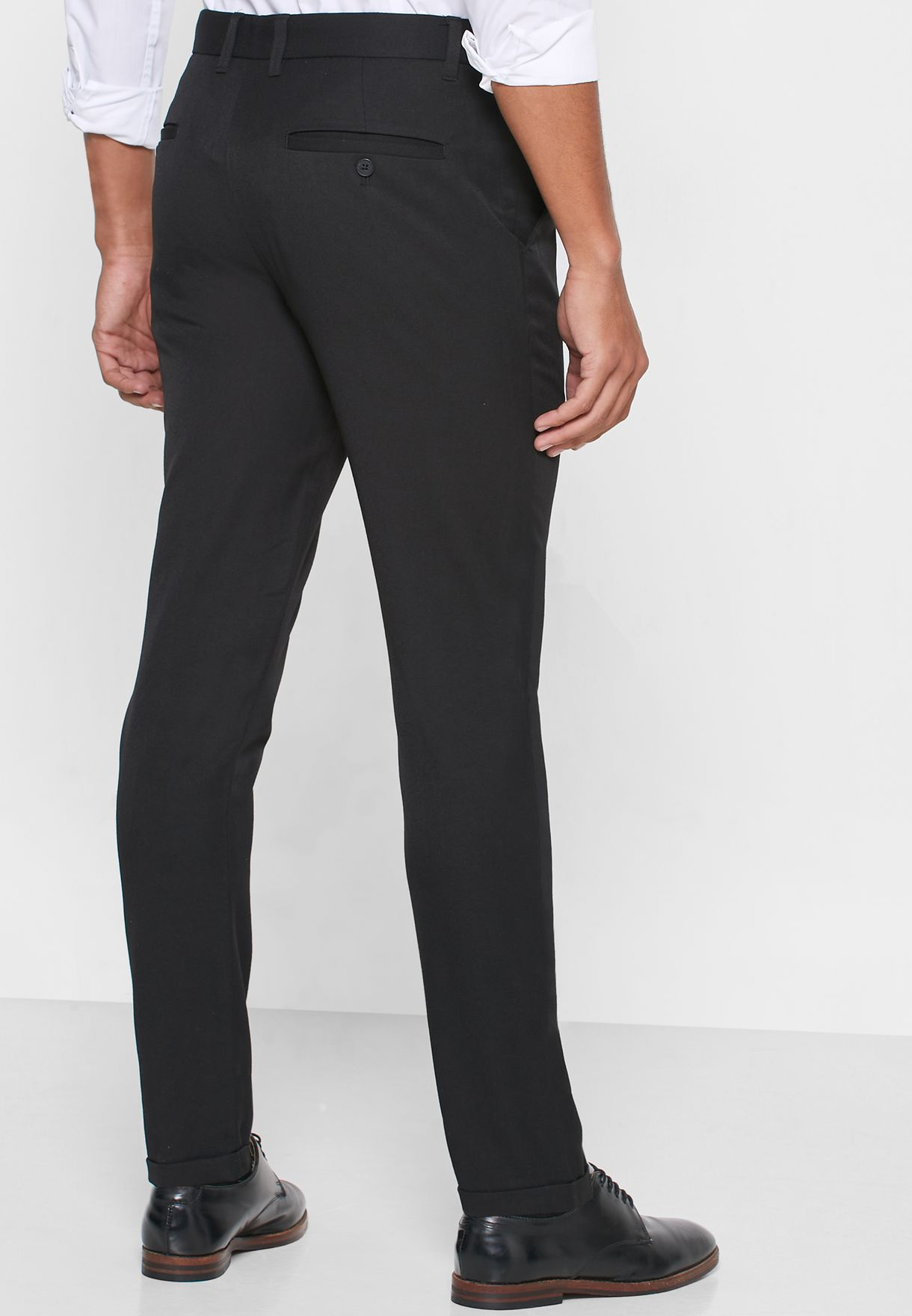Ugge Slim Fit Trousers