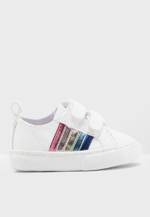 Infant Rainbow Sneaker