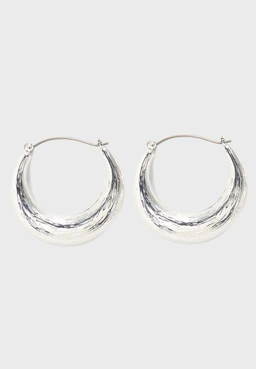 Maderia Hoop Earrings