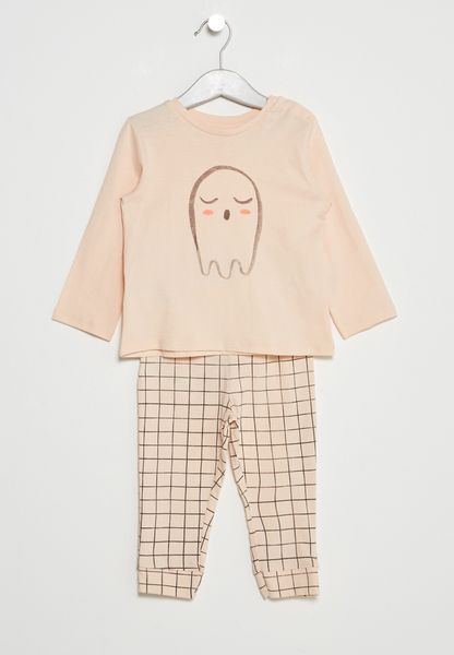 Infant Ghost Sweatpants