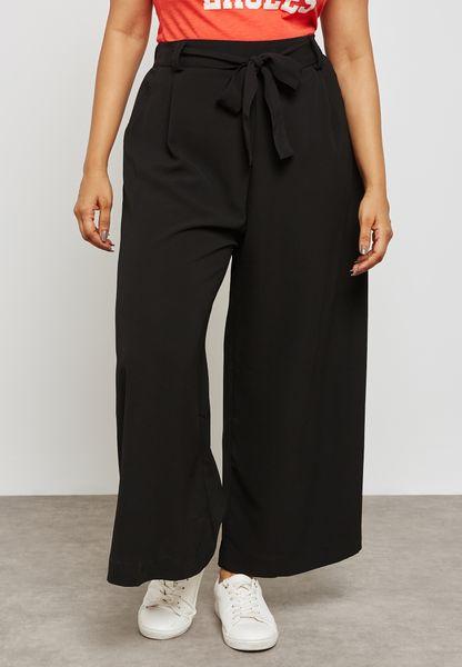 Tie Front Detail Pants