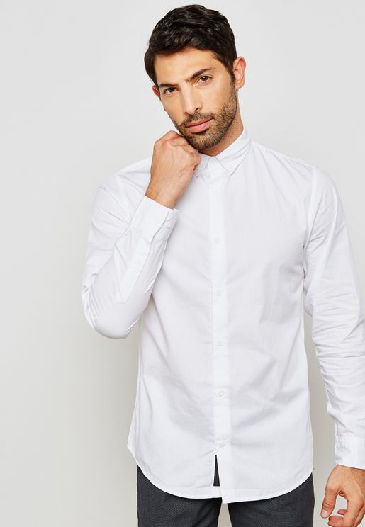 Dek Sharif Poplin Shirt