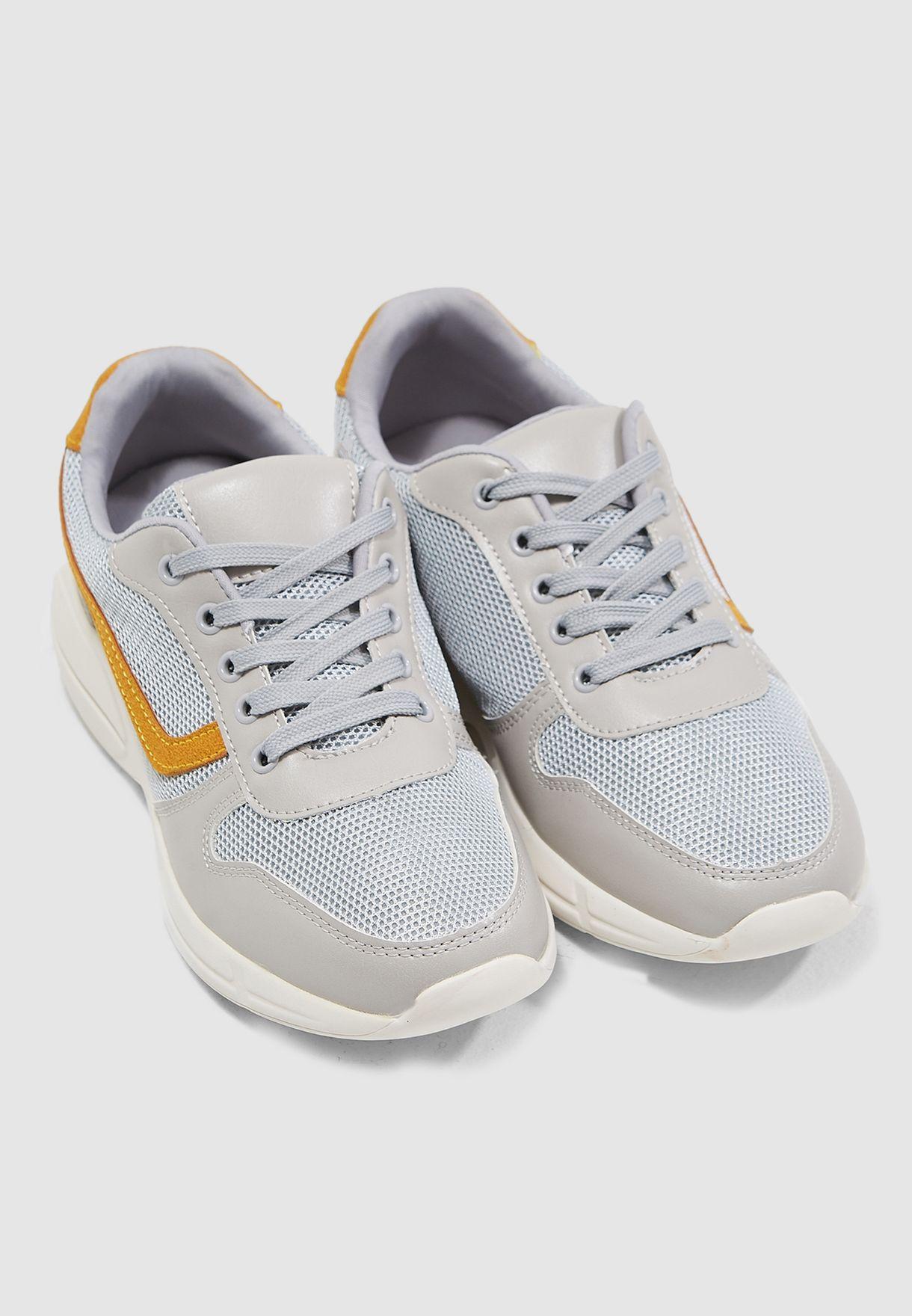 Chunky Colourblock Sneaker