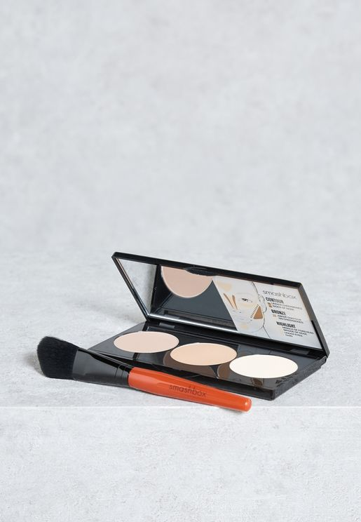 Step By Step Contour Kit #12031