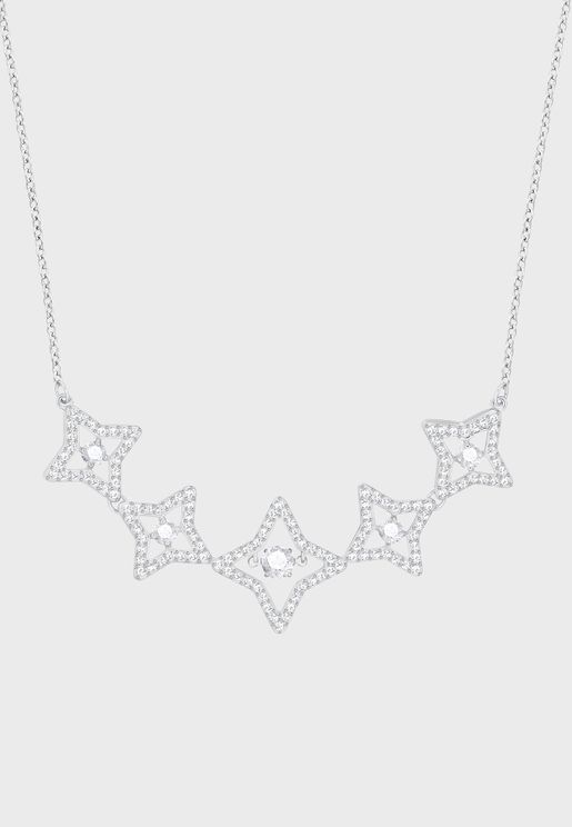 Sparkling DC Necklace