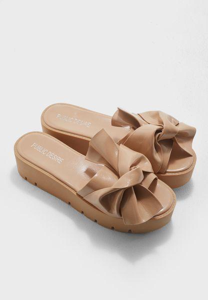 Kiri Wedge Sandals
