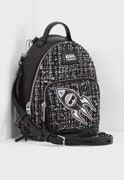 Space Mini Backpack