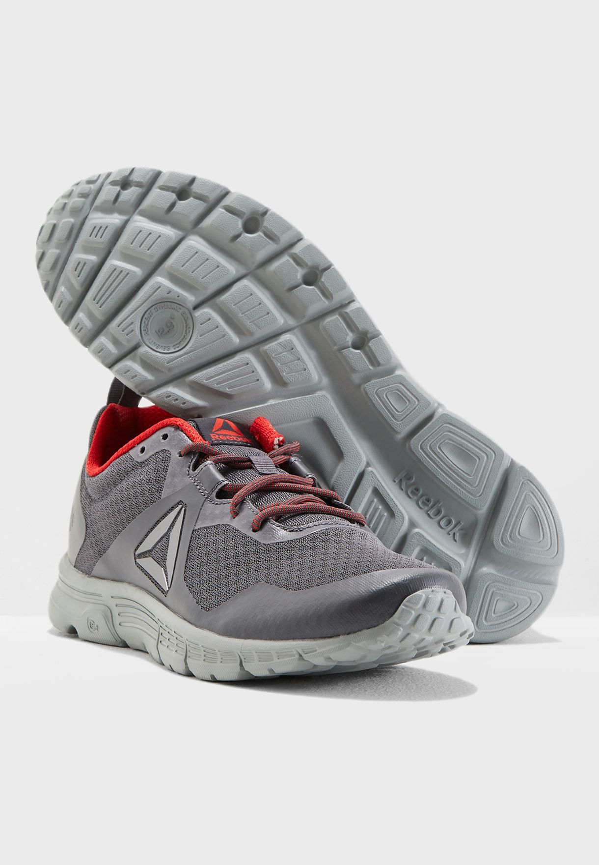 fe38987c4ccd Shop Reebok grey Run Supreme 4.0 CN3516 for Men in Saudi - RE019SH21YSO