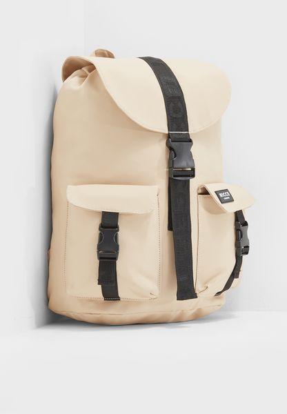 Matte Drwastring Backpack