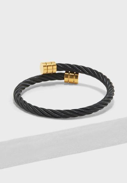 Twisted Nylon Bracelet