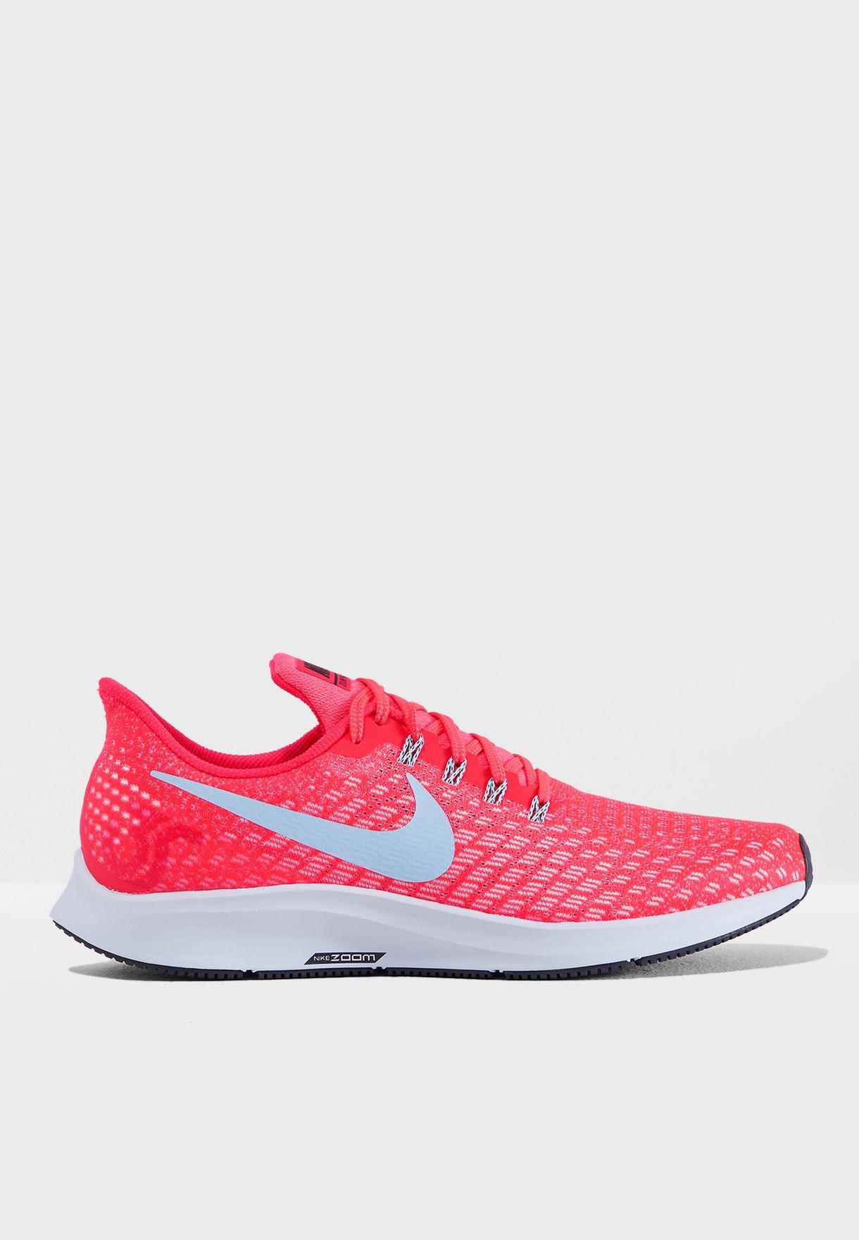 562273a63a84 Shop Nike pink Air Zoom Pegasus 35 942851-600 for Men in Saudi ...