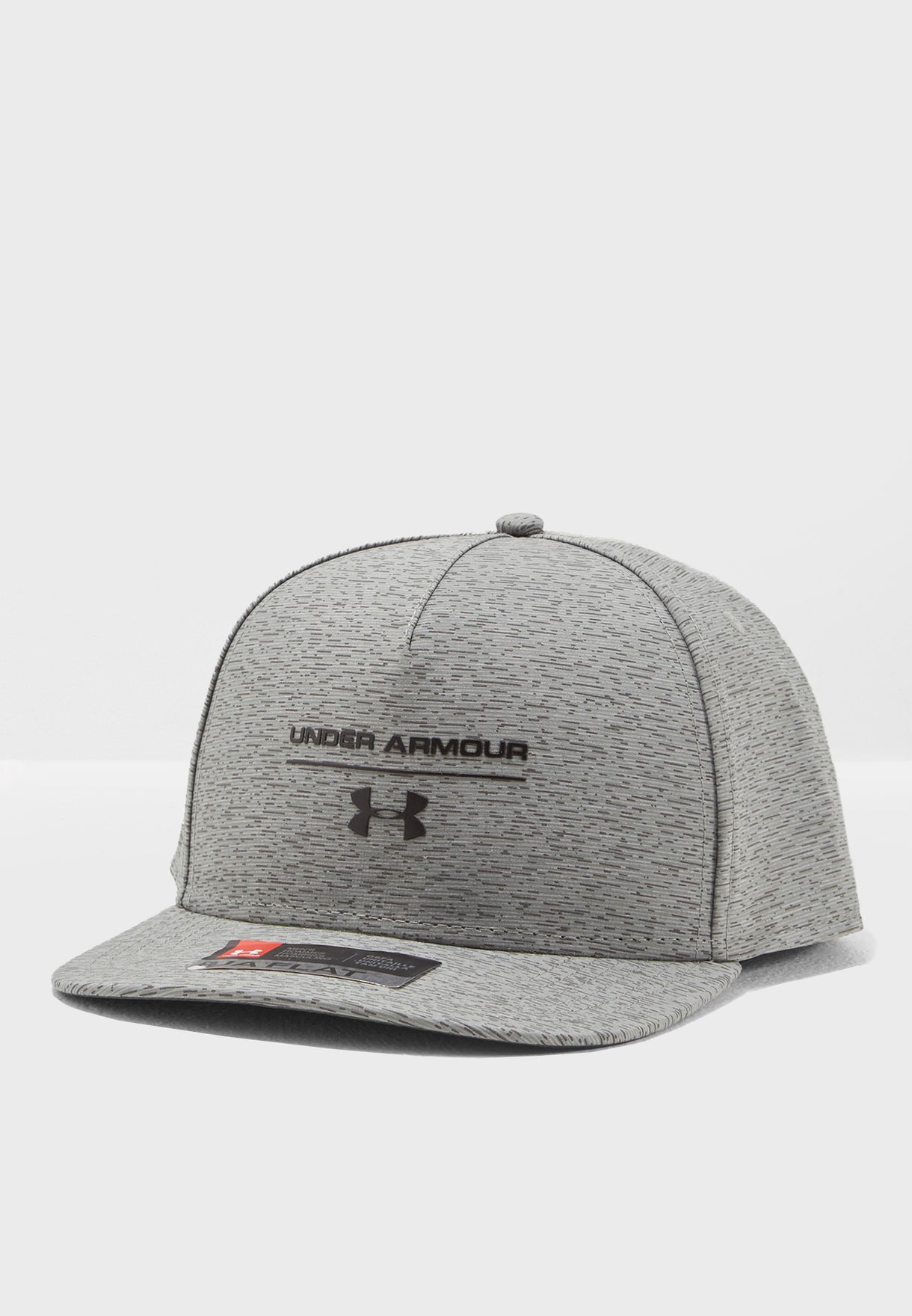 2c8959b8627 Shop Under Armour green Reflective Flat Brim Cap 1305450-492 for Men in  Oman - UN700AC21FWG