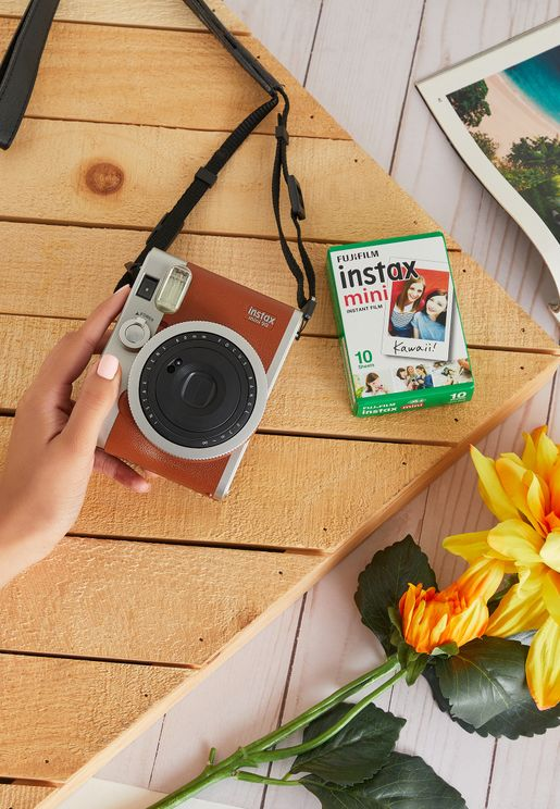 Mini-90 Instax Camera + Film