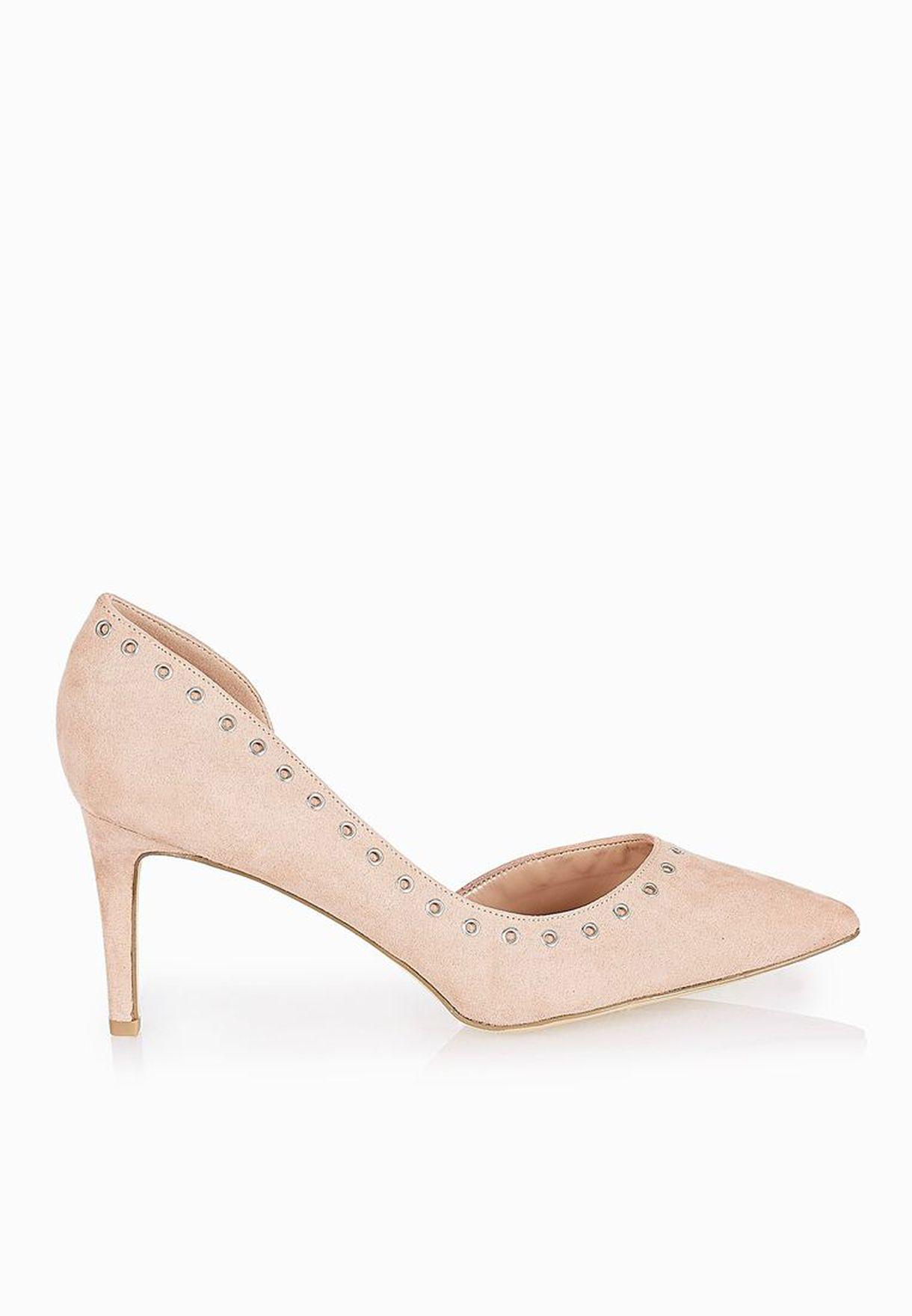 caff9cf51 تسوق حذاء بمقدمة مدببة ماركة نيو لوك لون ألوان محايدة في البحرين ...