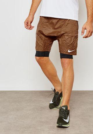57f9e59e2ae566 Nike. Air Fleece Shorts. 280 AED315 AED · Flex Stride Elevate Shorts
