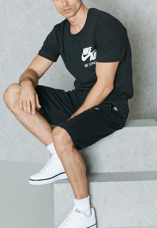 Modern Lightweight Shorts