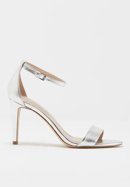 Two Piece High Heel Sandal