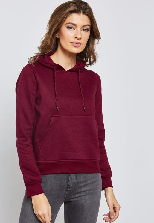 867869f64d432 Front Pocket Essential Hoodie