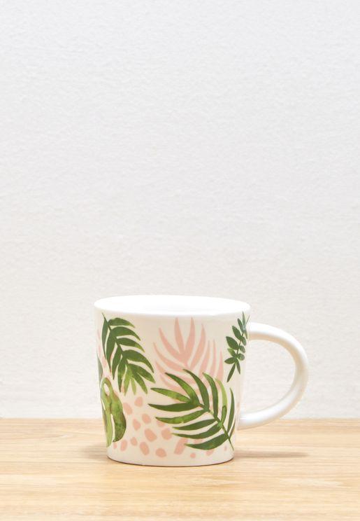 Tropical Palm Mug