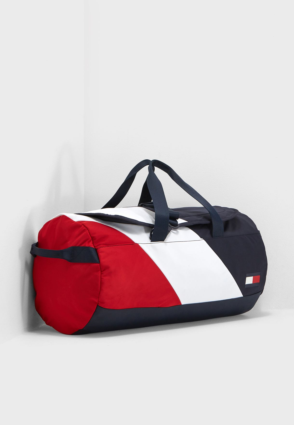 8ddd5f1f1139 Shop Tommy Hilfiger multicolor Tommy Hilfiger Corporate Speed Duffle  AM0AM03369 for Men in Qatar - TO279AC21VOW