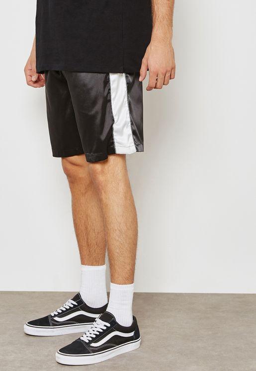 Sateen Boxing Shorts