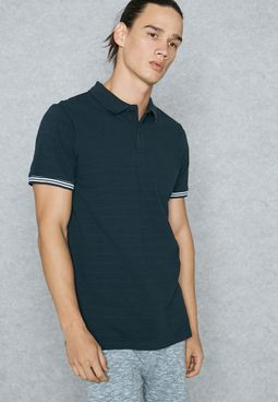 Remes Slim Fit Polo