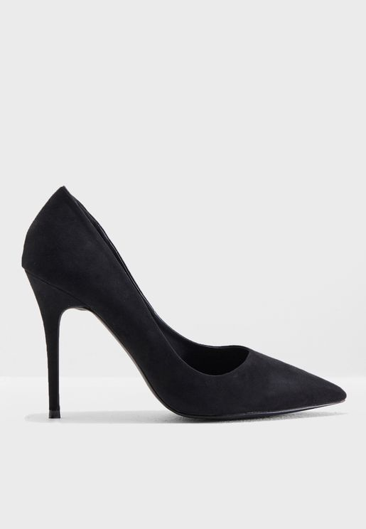 Cody Micro Pointed Court Shoe