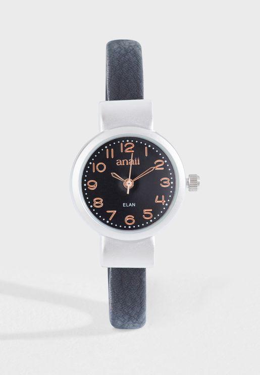 Elan Bangle Watch