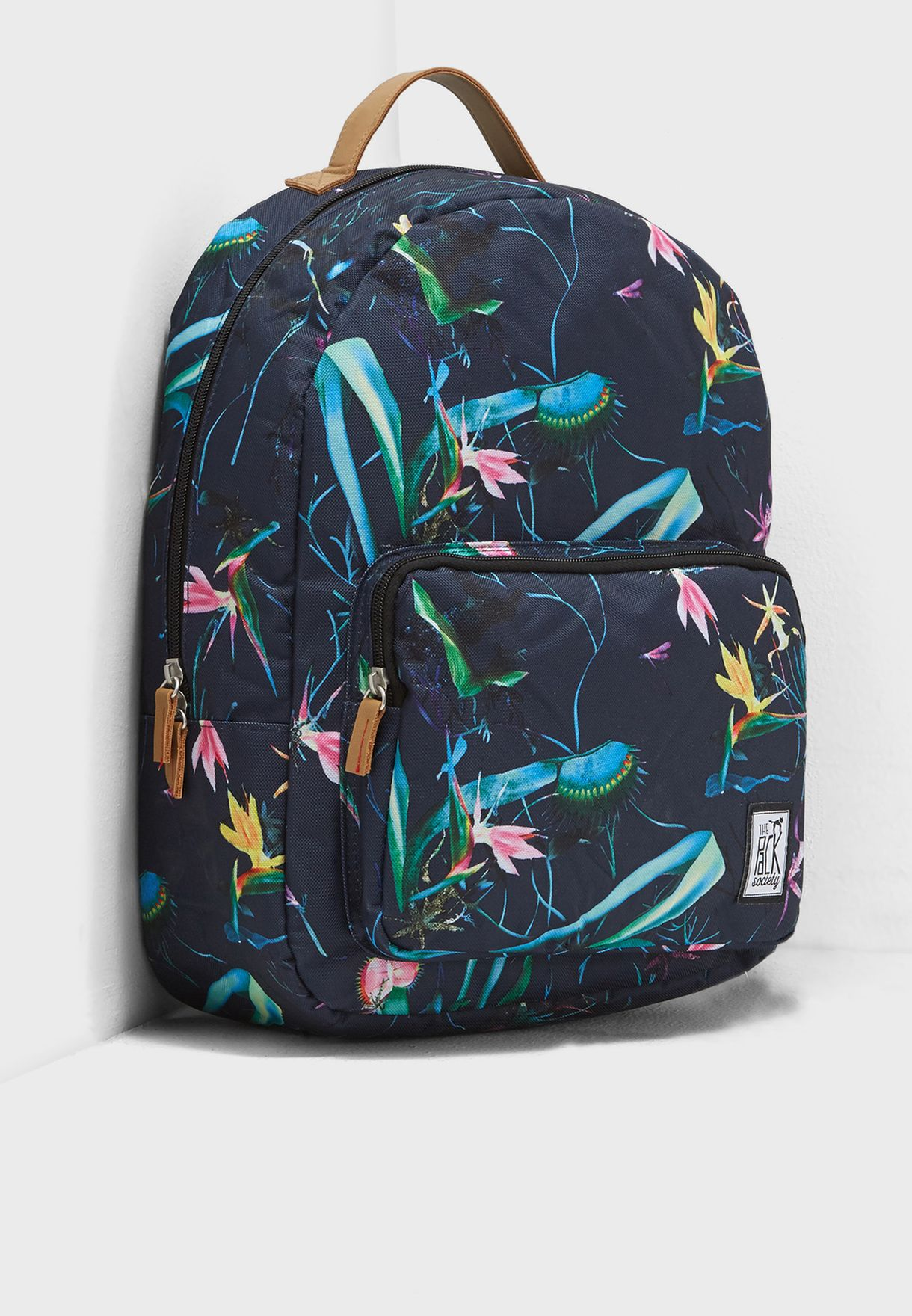 Jungle Allover Backpack