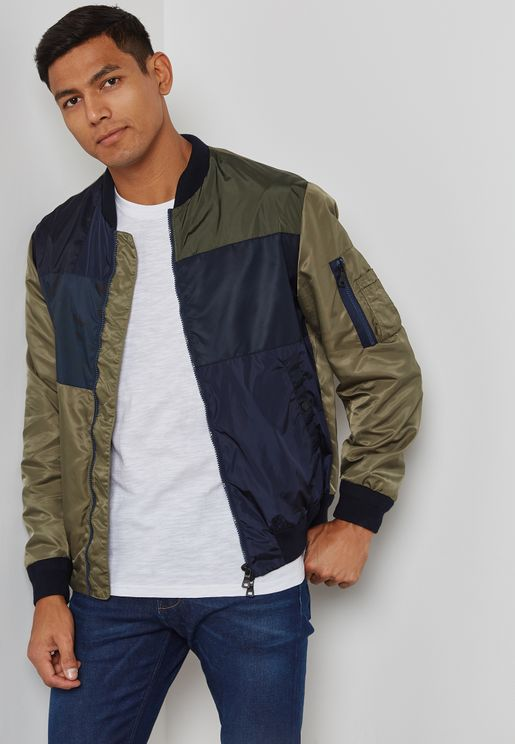 Patchwork Bomber