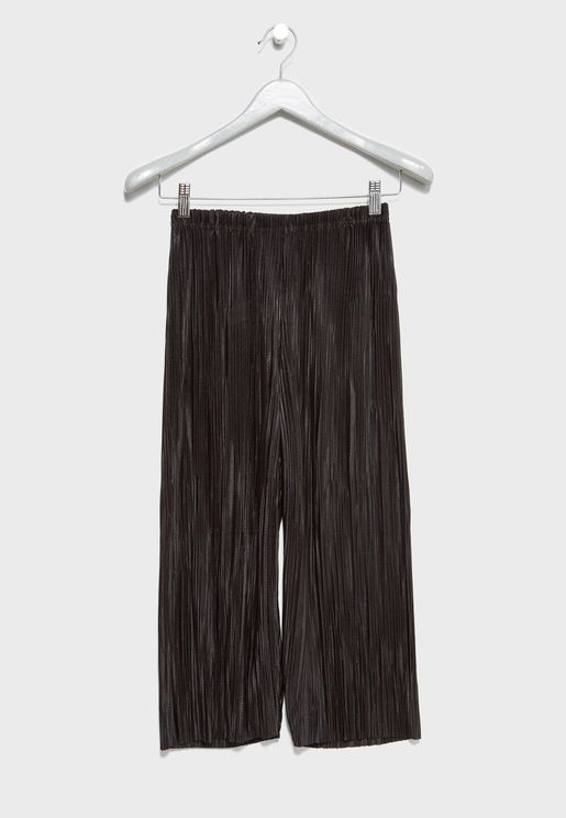 Teen Wide Legged Trousers