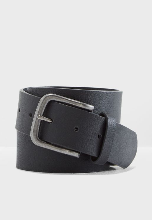 Casual Denim Belt