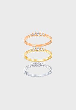 Medium Frisson Band Ring