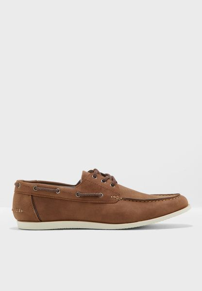 Fisher Casual Lace Ups