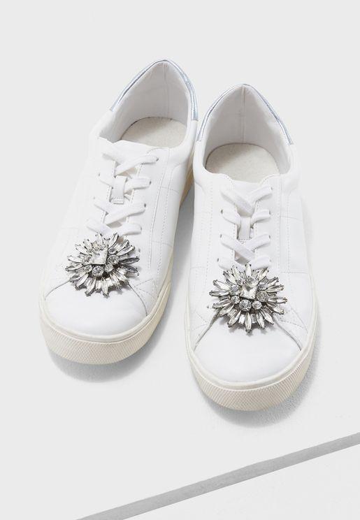 Pleazer shoe clip