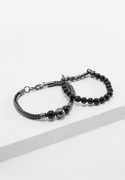 Hillock 2 Pack Bracelets