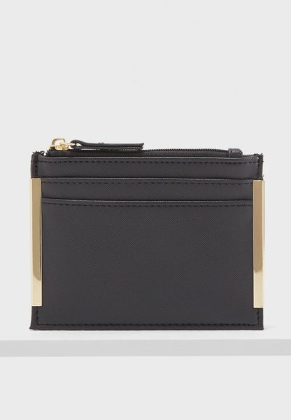 Connie Plain Cardholder